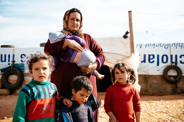 Some of the Organizations Who Help Syrian Refugees