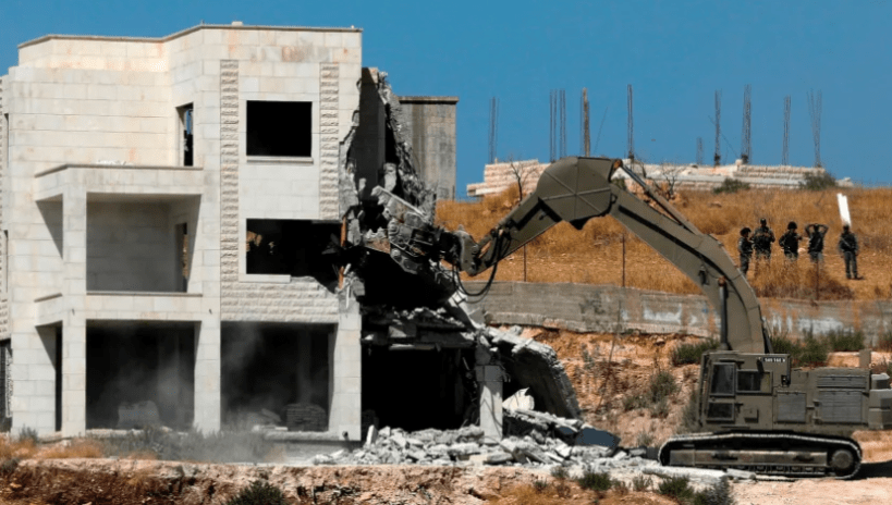 House Democrats Want to Make Sure Israel Is Not Using US Equipment in Home Demolitions