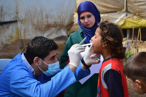 Who Will Help the Millions of Arab Refugee Coronavirus Victims?!