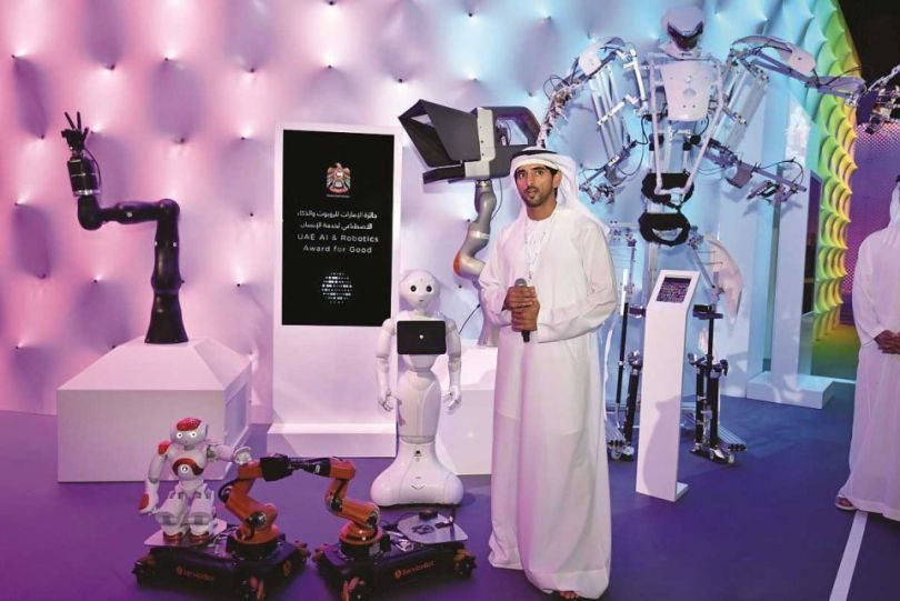 Artificial intelligence in the Arab world