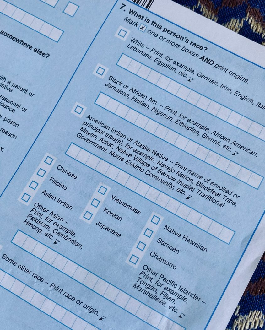 Which Box Should Arab Americans Choose on the 2020 Census?