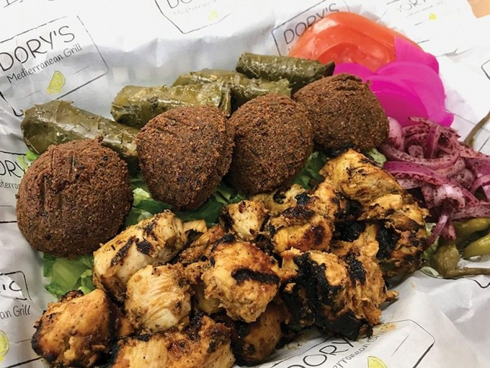 Arab Cuisine: A Marketing Challenge in the United States