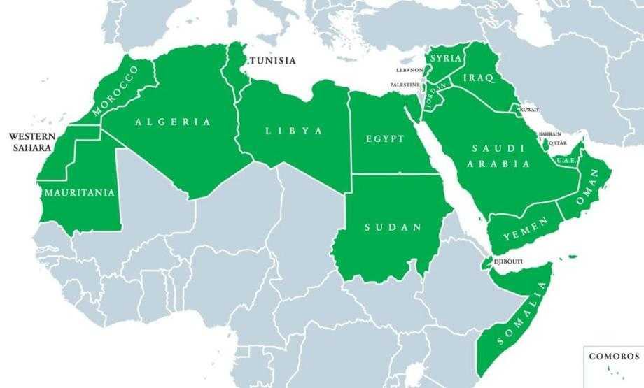 The Middle East? What Even Is the Middle East?