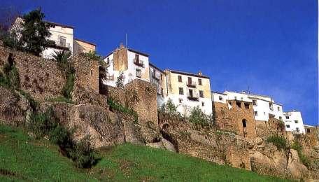 Haughtily from Atop a Mountain Plain Ronda Guards Its Moorish Remains