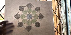 Master Class: Drawing Moroccan Geometric Patterns (AS/AUS/EU Time Zones)