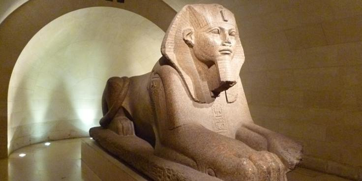 Zoom into Museums: Treasure of Ancient Egypt: Lecture 1 - The Louvre