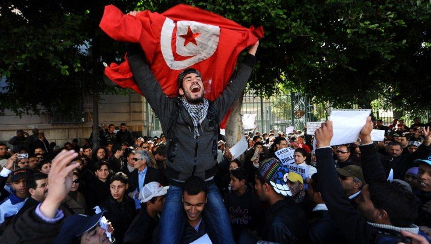 A Revolution: The Arab Spring
