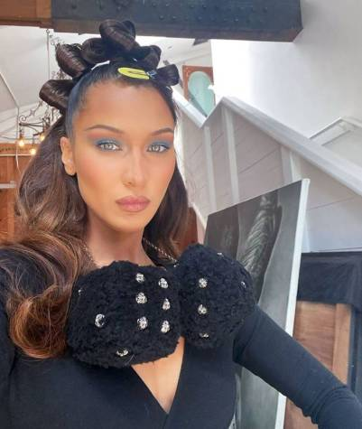 Bella Hadid Is Working on a Project With Chrome Hearts to Give Back to the Black Community Amid the BLM Movement