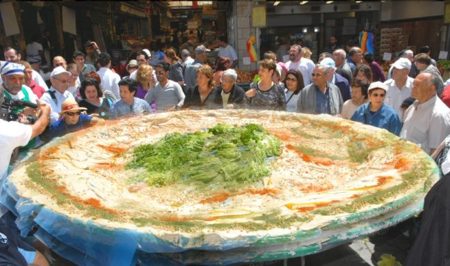 Hummus and The Hummus Wars: A Delicious Story of Controversy