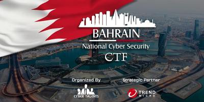Bahrain National Cybersecurity CTF 2020