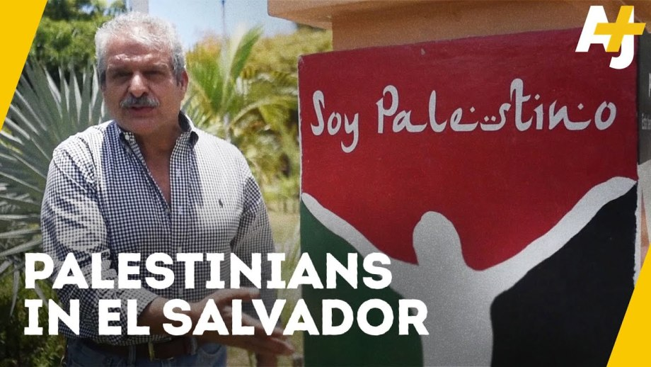 From Palestine to El Salvador: The Story of Palestinian-Salvadorians