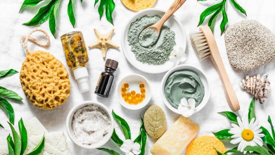 Natural Beauty Products From The Arab World