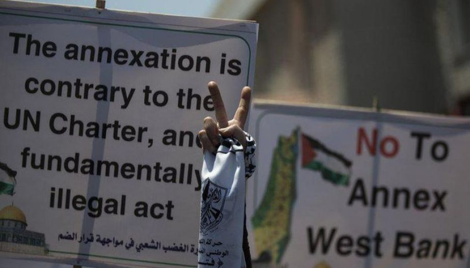 How Did the World React to Israel's Annexation Plan?