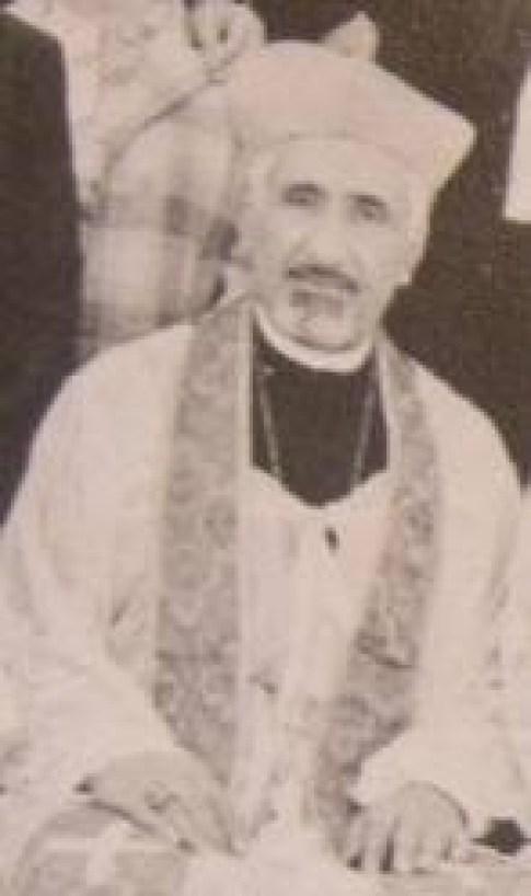 Greater Syrian Diaspora at 78RPM: Archbishop Anton Aneed