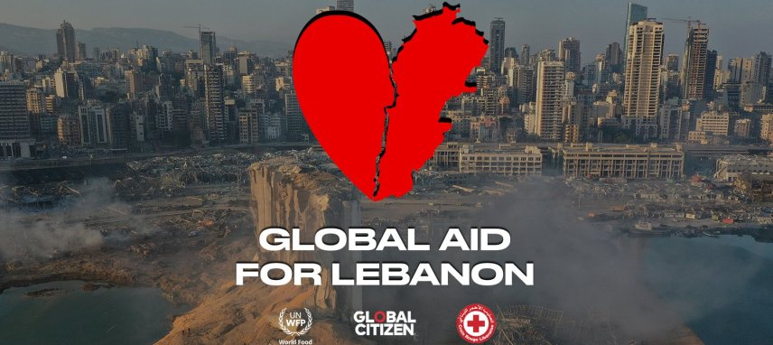 """Global Citizen Launches Campaign """"Global Aid for Lebanon"""""""