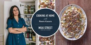 Cooking at Home with Reem Kassis: Fatteh