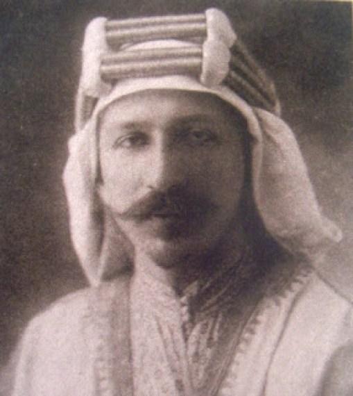Greater Syrian Diaspora at 78RPM: Prince Mohiuddin