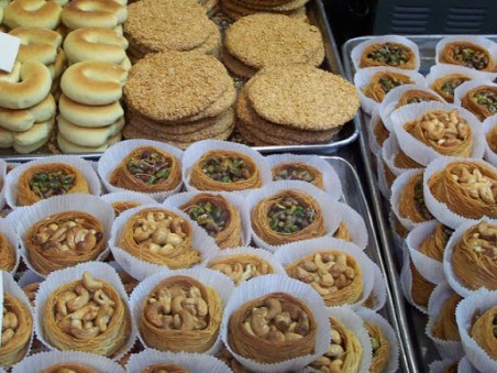 The Foods of Aleppo -The Haute Cuisine of Syria