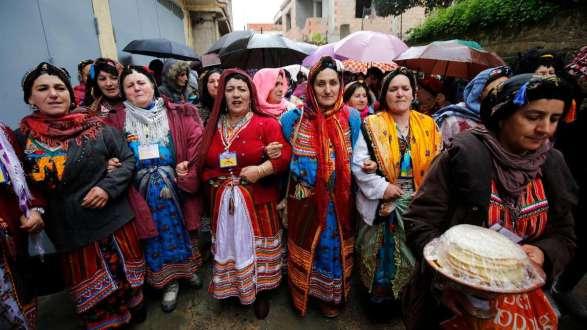 The Moroccan Berber: The Amazigh