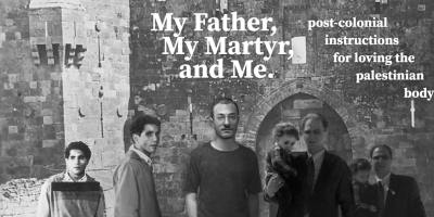 Shuruq 4.5 Presents: My Father, My Martyr & Me- Solo Play by Fargo Tbakhi