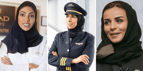 7 Incredible Arab Women Discuss What It Takes to be Brave and Courageous