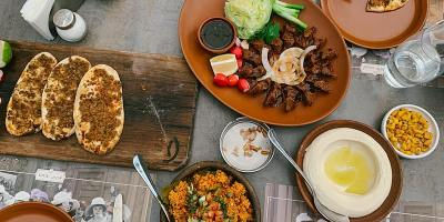 Food for Beirut: a curated cooking class & fundraising dinner