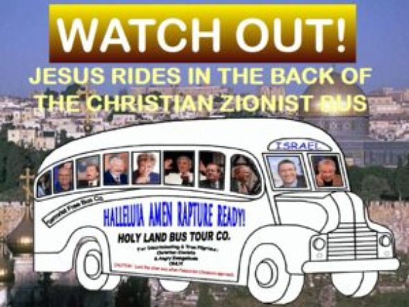 American Evangelical Christians—Cheerleaders for Zionist Israel and Mr. Trump