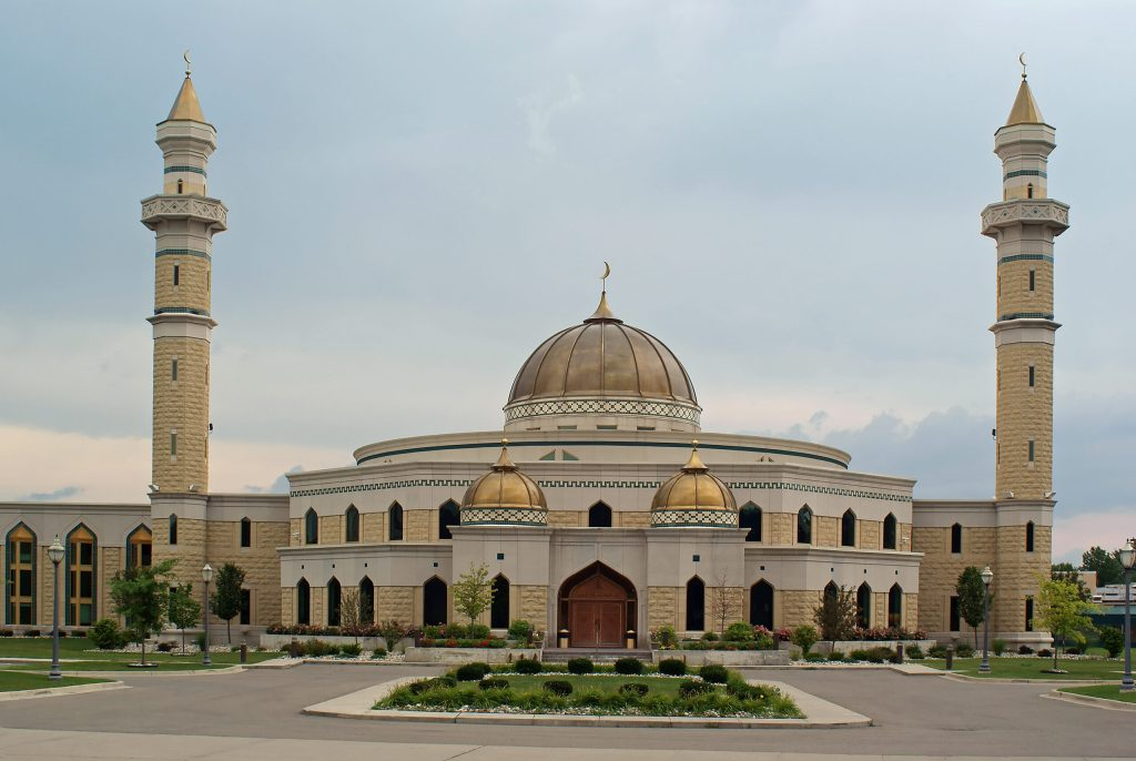 The 8 Most Beautifully Designed Mosques in the United States