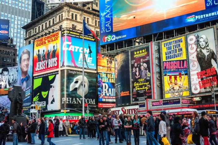 4 Arab American Actors You Need to Know on Broadway Stage