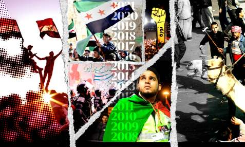 Life Has Got Worse since Arab spring, Say people across Middle East