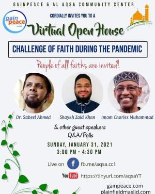Challenge of Faith During the Pandemic