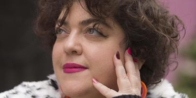 BookWoman Presents Randa Jarrar in Conversation with Roxane Gay