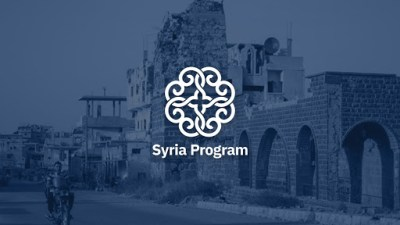 MEI Syria Annual Conference