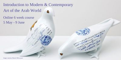 Introduction to Modern and Contemporary Art of the Arab world