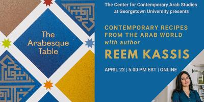 The Arabesque Table with Reem Kassism