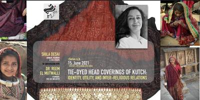 6.3 DIALOGUES ON THE ART OF ARAB FASHION: TIE-DYED HEAD COVERINGS OF KUTCH