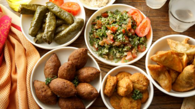 Ride and Lebanese Lunch! (Depart at 1030)