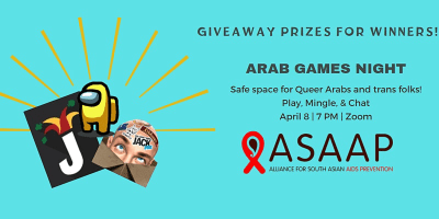Arab Games Night