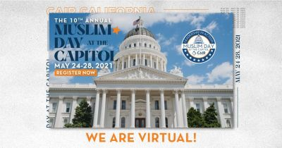 10th Annual Muslim Day at the Capitol (MDAC)