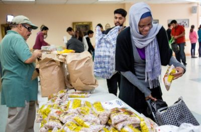 Muslim Family Services Food Pantry