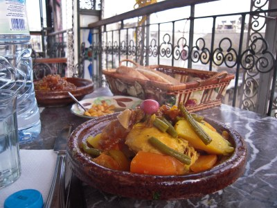 Cooking Class - French Moroccan Fusion