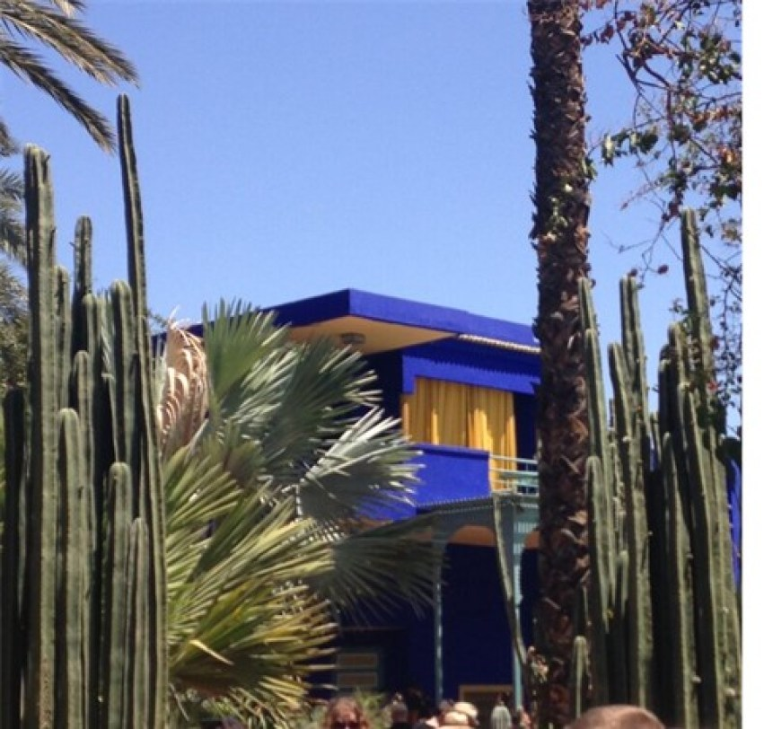Marrakech's Blue House: A Visit to the Jardin Majorelle