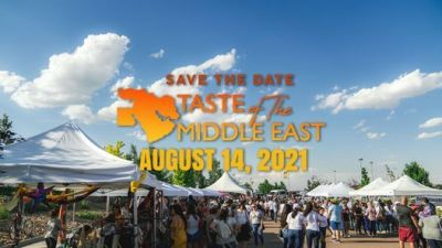 2nd Annual Taste of The Middle East Festival