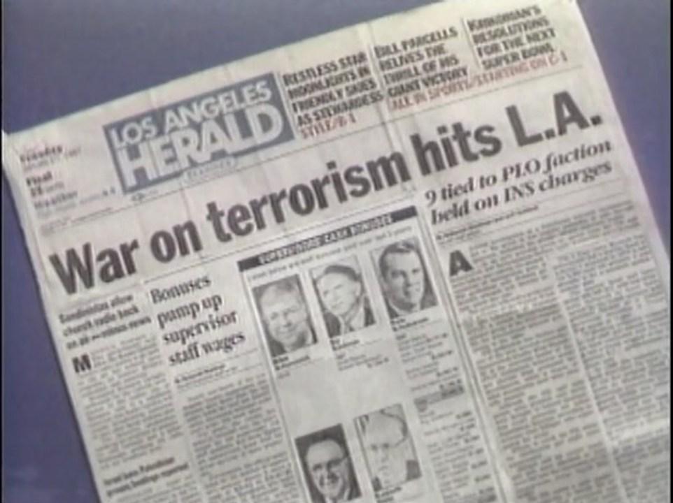 Danger Among Us, Part 2: The LA 8
