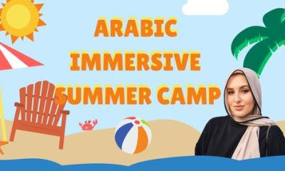 Arabic Summer Club for Young Beginners