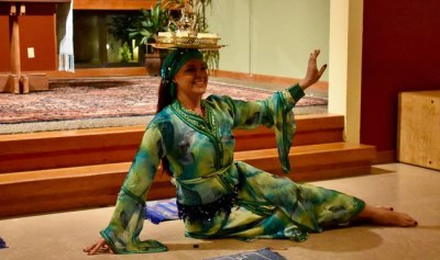 Myths, Mysteries & Realities of MENAHT Dance Lecture with Morocco
