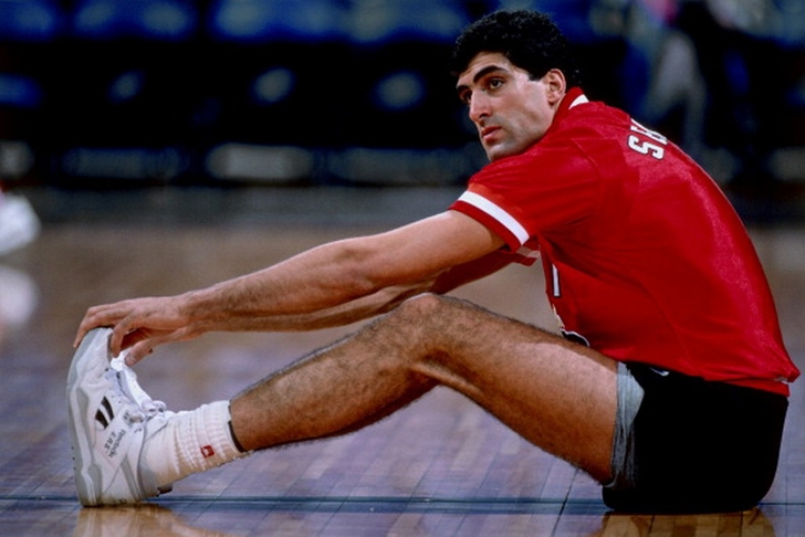 Rony Seikaly: The Best Arab Basketball Player of All Time?
