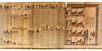 Online Class: Reading the Ancient Egyptian Book of the Dead (8 weeks)