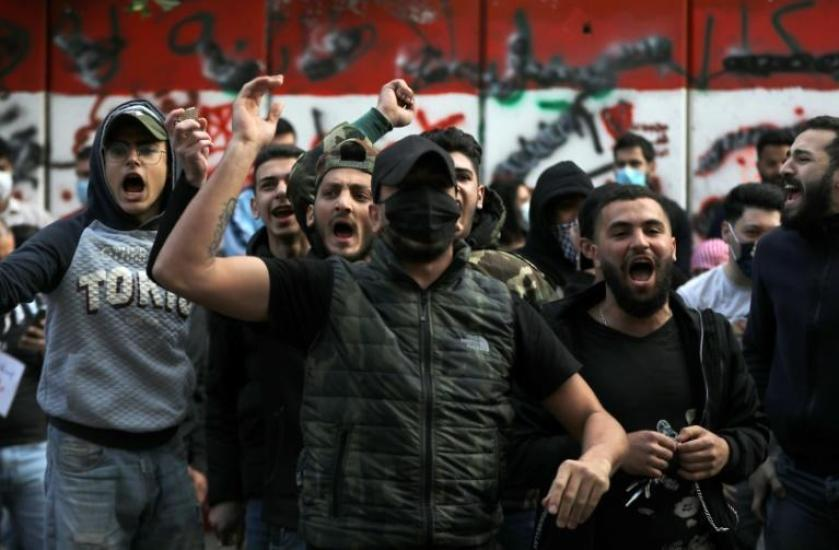 Lebanon on the Edge of a Severe Global Crisis, Including Decline into Disastrous Social Chaos