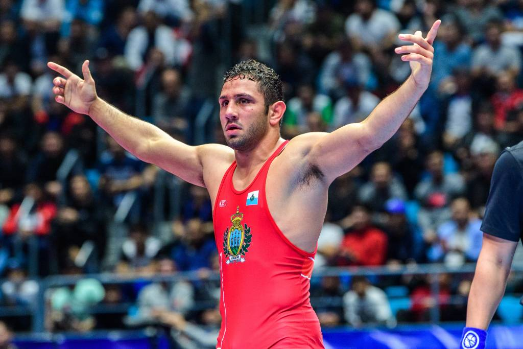 Olympian Myles Amine: Carrier of a Wrestling Family Legacy